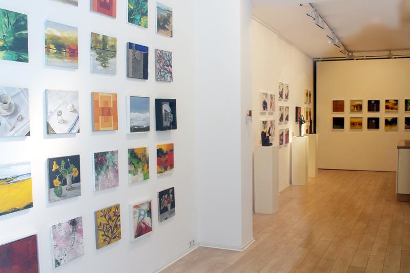 Impressionen • Ausstellung 30 x 30 • 2013