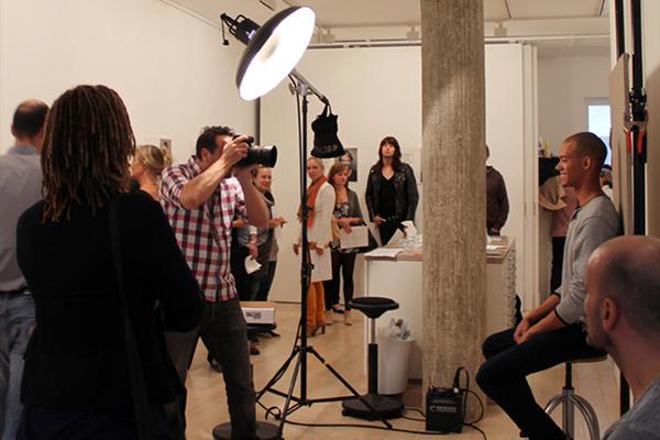 Making of … HEIMAT. DEUTSCHLAND – DEINE GESICHTER von Carsten Sander • 2012