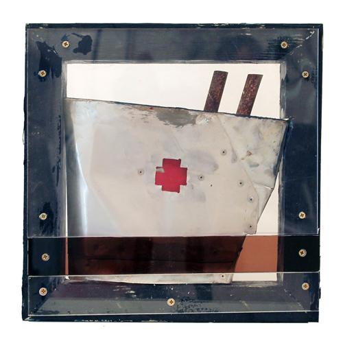 Phil Billen • Objekt • 30 x 30 cm