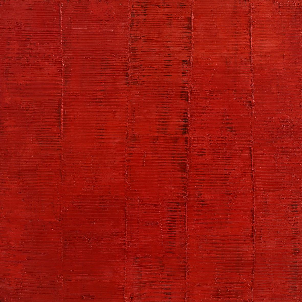 Öl auf Leinwand • 120 x 120 cm